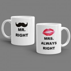 Cani Mr Right si Mrs Always...