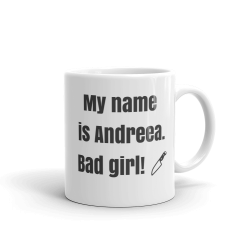 Cana - My name is Andreea....